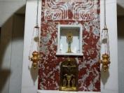 La reliquia della Vera Croce di Gesù prende il posto della Bibbia rubata...